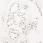 Retrato #15 (Blanco)